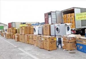 کشف بیش از ۱۰ میلیارد ریال کالای قاچاق در پارسیان و ابوموسی