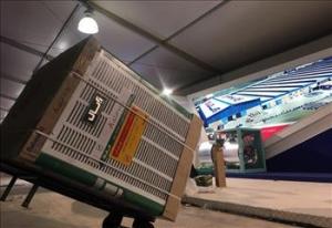 ششمین نمایشگاه عرضه محصولات لوازم خانگی|  آماده باش برندهای لوازم خانگی در شب افتتاحیه+عکس