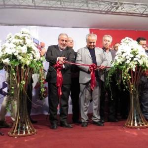 افتتاح بیستمین دوره نمایشگاه لوازم خانگی مشهد