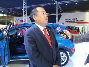 فعال صنعت خودرو چین: ایران می تواند به بزرگترین شریک خودوریی این کشورتبدیل شود