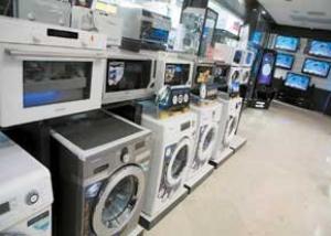 رئیس اتحادیه فروشندگان لوازم خانگی خبر داد:  گرانی ۵ درصدی در بازار لوازم خانگی